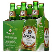 Presidente Beer 12 oz Bottles