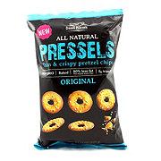 Pressels Original Thin and Crispy Pretzel Chips