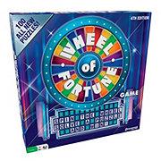 Pressman Wheel Of Fortune, Fourth Edition