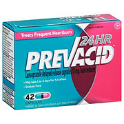 Prevacid 24 HR Acid Reducer 15 mg Capsules