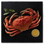 Previously Frozen Cooked Dungeness Crab Whole, Wild Caught