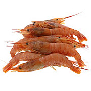 Previously Frozen Raw Argentine Red Shrimp Head-On, Wild Caught