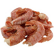 Previously Frozen Raw Argentine Red Shrimp Shell-On, Wild Caught