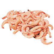 Previously Frozen Raw Gulf Brown Shrimp Shell-On, Wild Caught