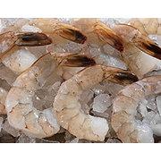 Previously Frozen Raw White Shrimp Shell-On, Farm Raised
