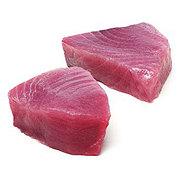 Previously Frozen Yellowfin Tuna Steak, Wild Caught