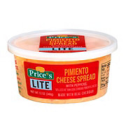 Price's Lite Pimiento Cheese Spread