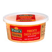 Price's Pimiento Cheese Sandwich Spread