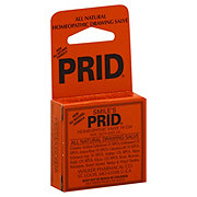 Prid All Natural Homeopathic Drawing Salve