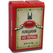 Pride of Szeged Hungarian Style Hot Paprika Tin