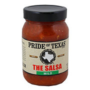 Pride of Texas The Salsa Mild