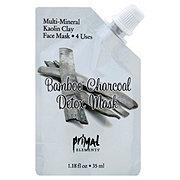 Primal Elements Bamboo Charcoal Detox Mask