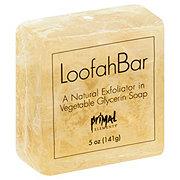 Primal Elements Salted Lemonade Loofah Bar Soap
