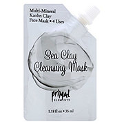 Primal Elements Sea Clay Cleansing Face Mask