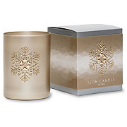 Primal Elements Snowflake Icon Candle