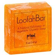 Primal Elements Sunrise Sunset Loofah Bar Soap