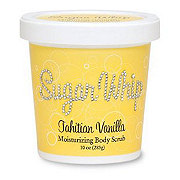 Primal Elements Tahitian Vanilla Sugar Whip Moisturizing Body Scrub