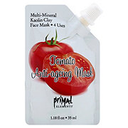 Primal Elements Tomato Anti-ageing Face Mask