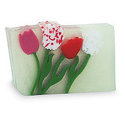 Primal Elements Tulip Bar Soap