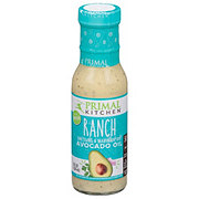 Primal Kitchen Ranch Dressing With Avocado Oil Shop Salad