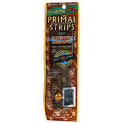 Primal Strips Hickory Smoked Meatless Vegan Jerky