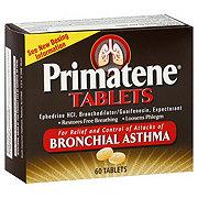 Primatene Bronchial Asthma Tablets