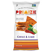 Primizie Chile and Lime Crispbreads