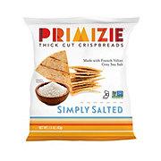 Primizie Simply Salted Think Cut Crispbreads