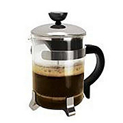 Primula Classic Coffee French Press Coffee Maker, 4 Cup, Chrome