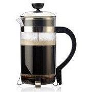 Primula Classic Coffee French Press Coffee Maker, 8 Cup, Chrome