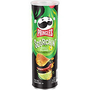 Pringles Extra Hot Chili & Lime Potato Crisps