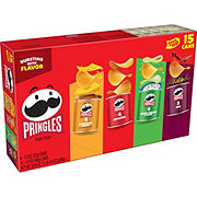 Pringles Grab & Go! Potato Crisps Variety Pack