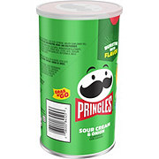 Pringles Grab & Go! Stack Sour Cream & Onions Potato Crisps