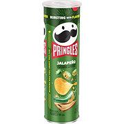 Pringles Jalapeno Potato Crisps