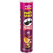 Pringles Mega Stack BBQ Potato Crisps