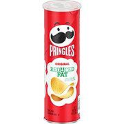 Pringles Reduced Fat Original Potato Crisps
