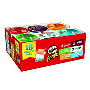 Pringles Snack Stacks! Fun Flavors Variety Pack