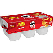 Pringles Snack Stacks! Original Potato Crisps
