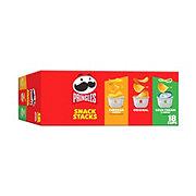 Pringles Snack Stacks! Potato Crisps Variety Pack