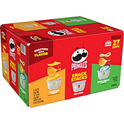 Pringles Snack Stacks! Potato Crisps Variety Pack