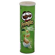 Pringles Sour Cream and Onion Potato Crisps