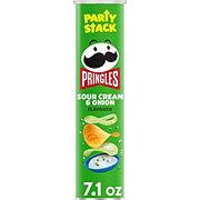 Pringles Sour Cream & Onion Mega Stack Can