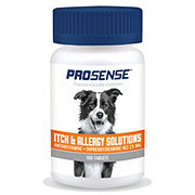 Pro-Sense Itch & Allergy Solutions Tablets for Dogs
