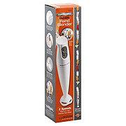 Proctor Silex 2 Speed Hand Blender White