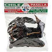 Productos Del Campo Lara Hernandez Chile Pasilla