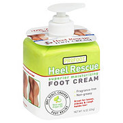 ProFoot Heel Rescue Superior Moisturizing Fragrance Free Foot Cream