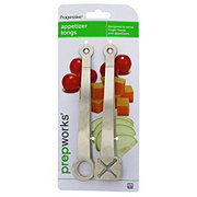 Progressive Prepworks Appetizer Tongs