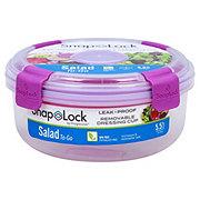 Progressive Snap Lock Salad To Go