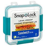 Progressive Snap Lock Sandwich To Go