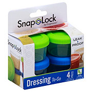 Progressive Snaplock Dressing To Go